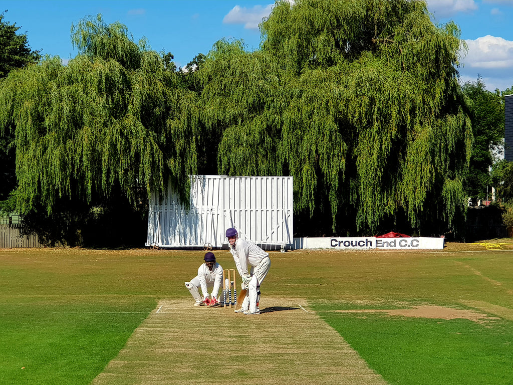 Australian Cricket Tours - Nepotists Cricket Club Legendary Opener Carl Hoar Takes Strike At Crouch End Cricket Club | London