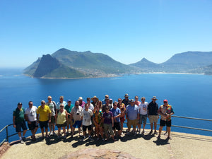 Australian Cricket Tours at Hout Bay, Cape Town