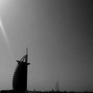 The Burj Al Arab, Dubai, With #AustralianCricketTours