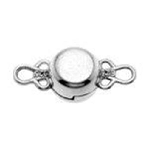EZ 2 Sterling Magnetic Clasp