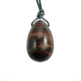 Red Tigers Eye Yoni Egg