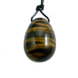 Tiger's Eye Yoni Egg- Small, Medium or Large