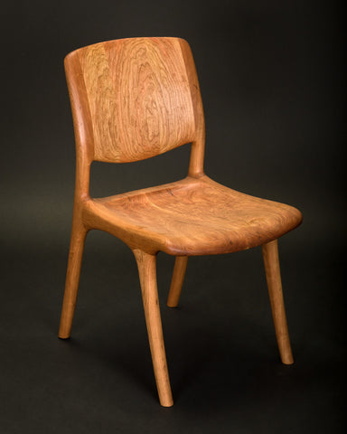Solid Cherry Dining Chair