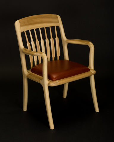 Poplar Arm Chair