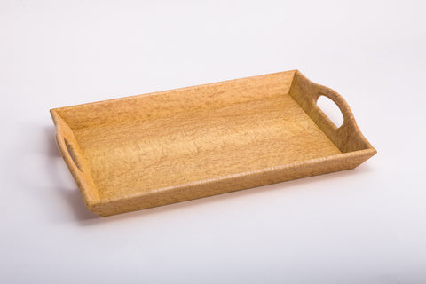 Bird's-Eye Maple Serving Tray