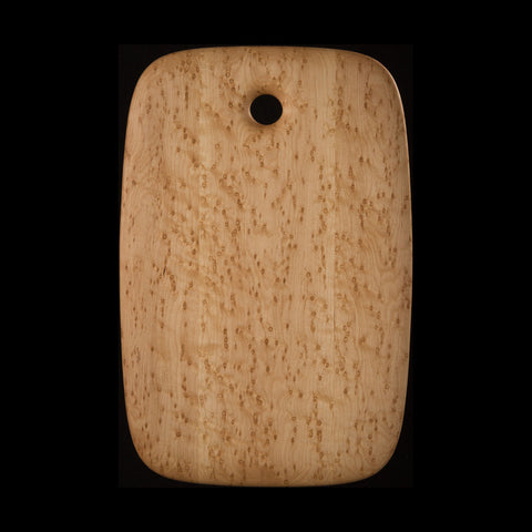 "Primo #1 - 8.5"" x 11.5"" Bird's-Eye Maple Cutting Board"