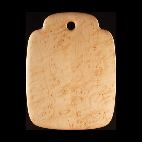 "Primo #13 - 13"" x 17"" Bird's-Eye Maple Cutting Board"