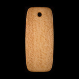 "Primo #3 - 10"" x 23"" Bird's-Eye Maple Cutting Board"