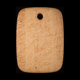 "Primo #4 - 11"" x 15.5"" Bird's-Eye Maple Cutting Board"