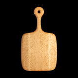 "Primo #6 - 12.5"" x 22.5"" Bird's-Eye Maple Cutting Board"