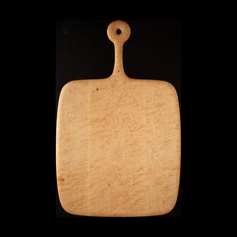 "Primo #9 - 21.5"" x 33.25"" Bird's-Eye Maple Cutting Board"