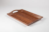 Curly Walnut Serving Tray