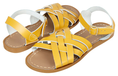Salt-Water Retro (Ladies) - Mustard