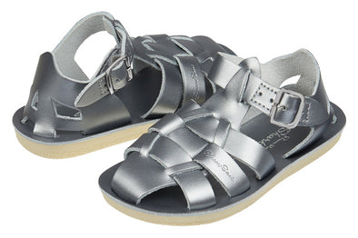 Shark Premium (Kids) - Pewter