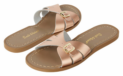 Salt-Water Slide Premium (Ladies) - Rose Gold