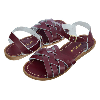 Salt-Water Retro (Ladies) - Claret