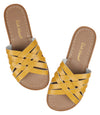 Salt-Water Retro Slide (Ladies) - Mustard