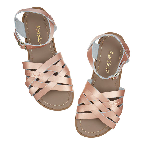 Salt-Water Retro Premium (Ladies) - Rose Gold
