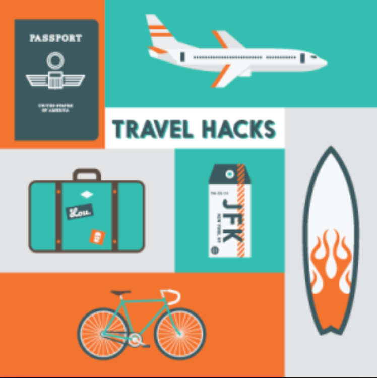 7 Travel Hacks To Save You Money, Time & Stress