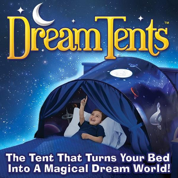 Magical Tents - 50% OFF!
