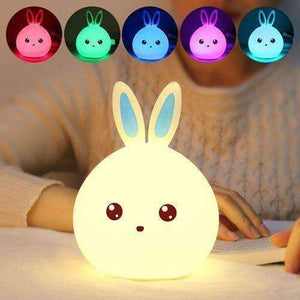Rabbit Led Night Light (7 Colors)