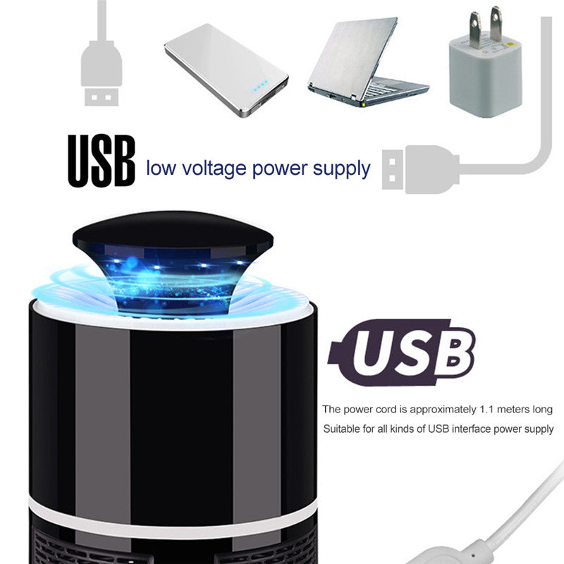 USB Electronic Mosquito Killer Lamp