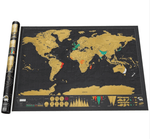 Scratch Off Map Deluxe™