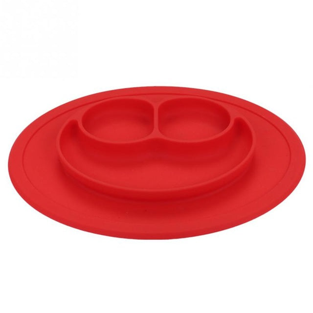 Silicone Suction Food Plate - Mini Mat