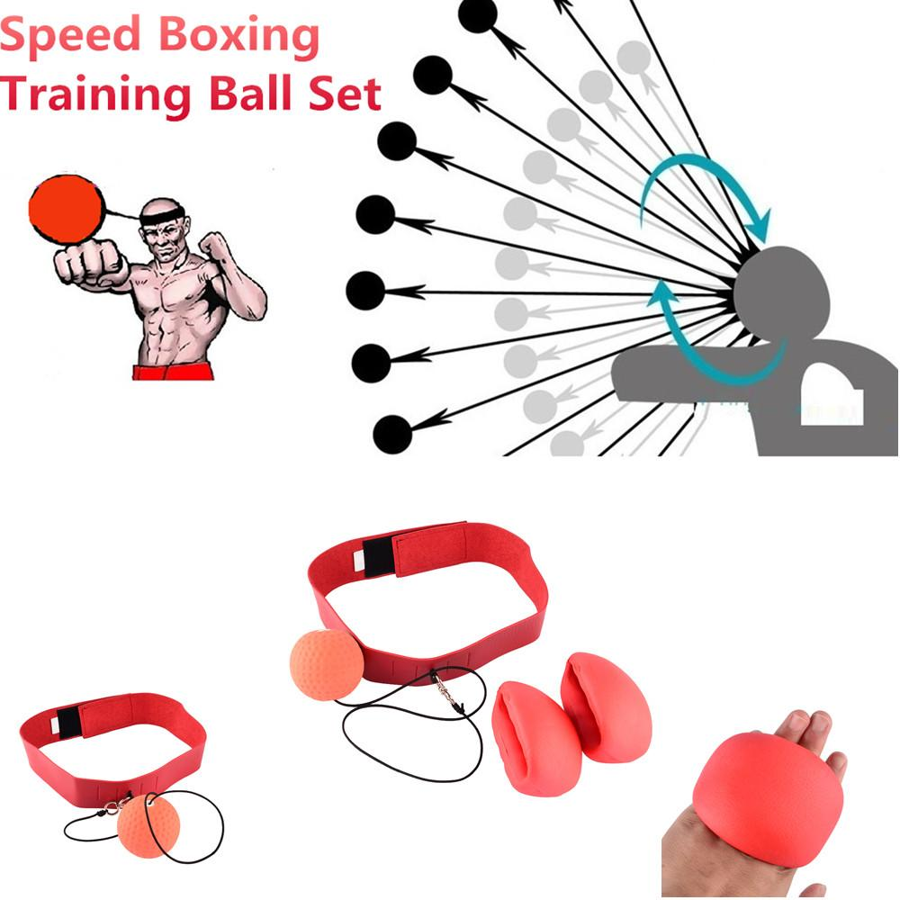 The Boxing Speedball