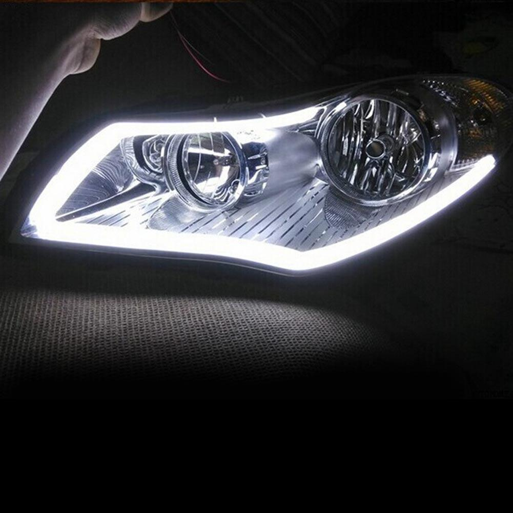 Universial flowing led car light strips 1 pair galacity shop universial flowing led car light strips 1 pair mozeypictures Choice Image