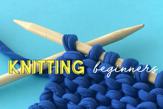 Beginners Knitting