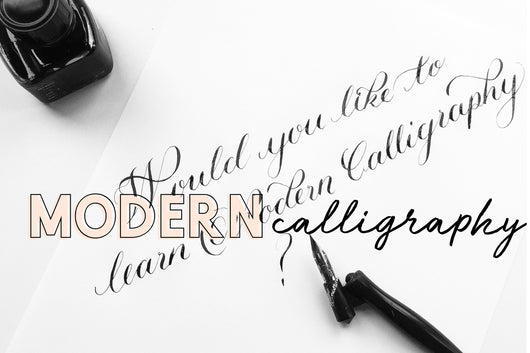 Modern Calligraphy - All Levels