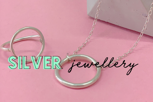 Silver Ring or Necklace Making