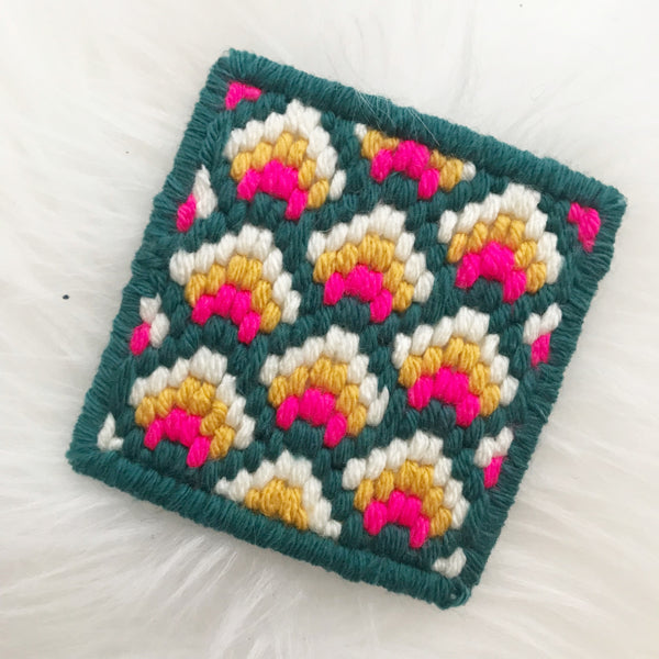 Beginners Bargello Embroidery