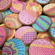 Biscuit Decorating Workshops in London, Tea and Crafting Craft Workshops, Classes and Parties