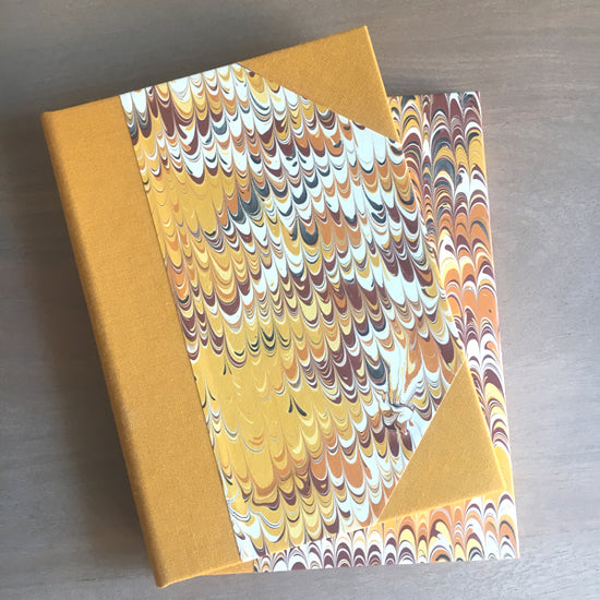 Bookbinding with Freya