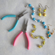 Earrings and Bracelet Set