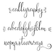 Modern Calligraphy - Level 2 Workshop