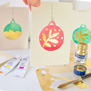 Christmas Watercolour Workshop for Beginners