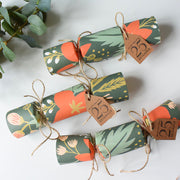 Learn how to Make Handmade Christmas Cracker Making via Zoom with Tea and Crafting London Craft Workshops
