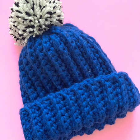 Crochet a Hat for Beginners - Beginners Crochet Workshops in Central London