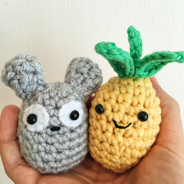 Amigurumi for Beginners - All About Ami | 620x620