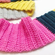 Beginners Crochet - Learn to Crochet an Easy Scarf