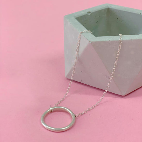 Silver Jewellery Making - Make a Ring or a Necklace (Your Choice!)