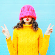 Knit a Hat with Pom Pom - BEGINNERS Class