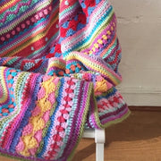 Beyond Beginners Crochet - Sampler Blanket