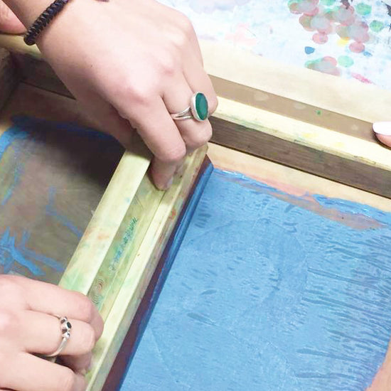 Screen Printing for Beginners