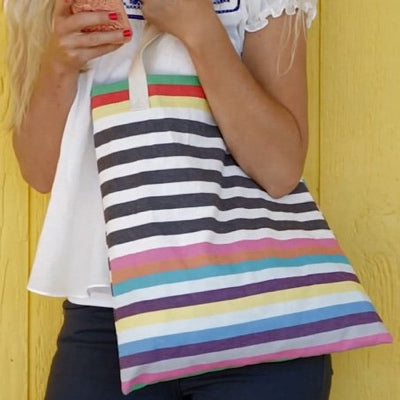 Beginners Sewing Machine Workshop - Sew a Tote Bag