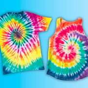 Learn to Tie Dye at Home and Tie Dye Online -Tie Dye Kit posted out