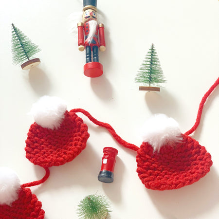 Learn to Knit Online LIVE Stream Classes with Tea and Crafting Full Kit posted out